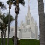 San Diego Temple + Mormon Battalion
