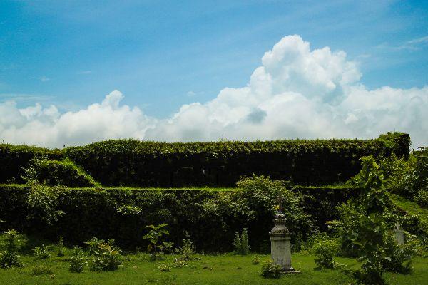The Walls of Cabo de Rama