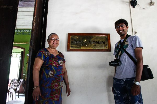 Judith and the Menezes Braganza House