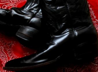 ブーツカビ