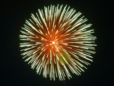 日本ライン花火2016