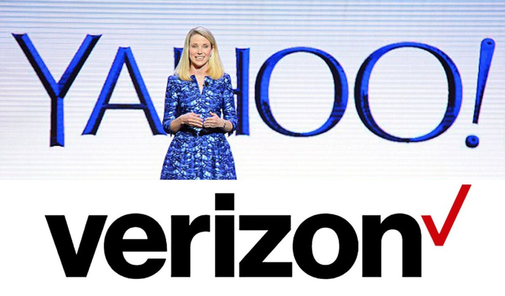 Yahoo Inc. Sold To Verizon for $5 Billion