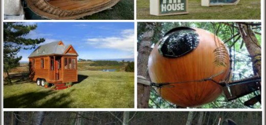 Smallest Houses in the world