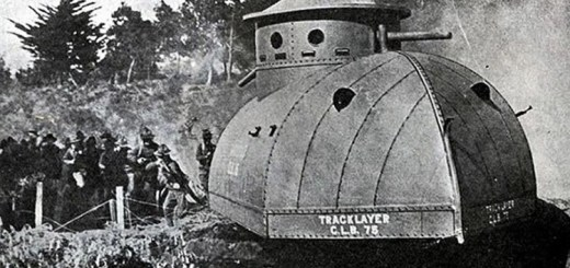 Top 8 Most Unusual Tanks in the History