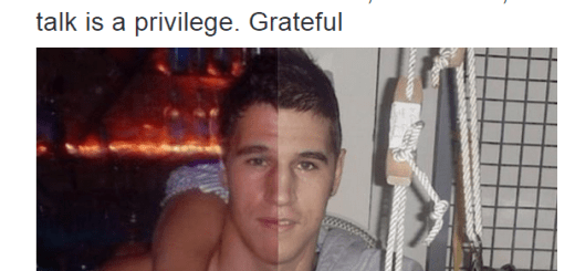 A paralysed man's response to an internet troll gets him a celebrity fan