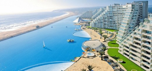 8 Most breath-taking swimming pools around the globe
