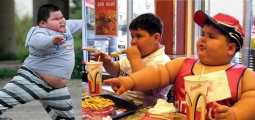 Childhood obesity could hit your kid even if he is just 8!