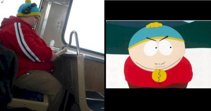 Cartman from 'South Park'