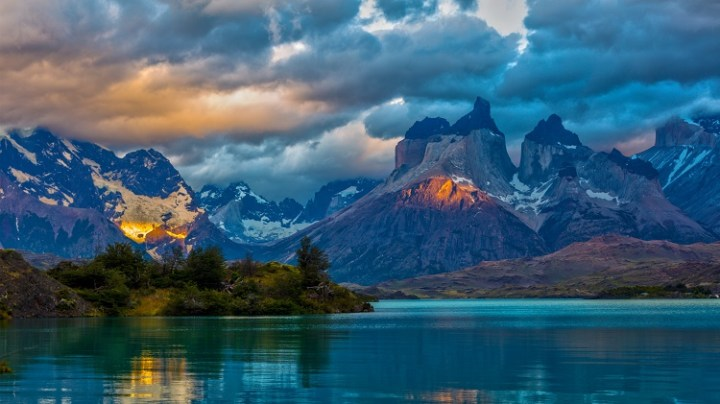 The Breath-taking Edges of Patagonia