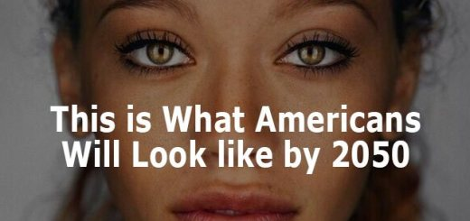 What Americans would look like by 2050?