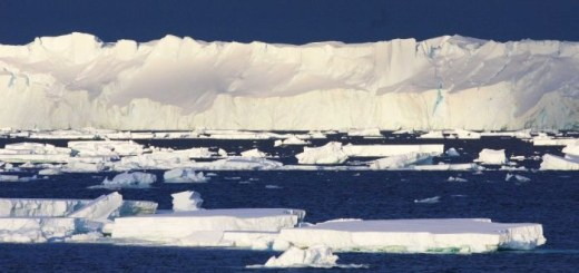 Antarctica's Totten Glacier is melting and can cause ocean levels to rise more than 6 feet