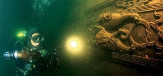 The story of these Submerged Sunken Cities around the world will amaze you