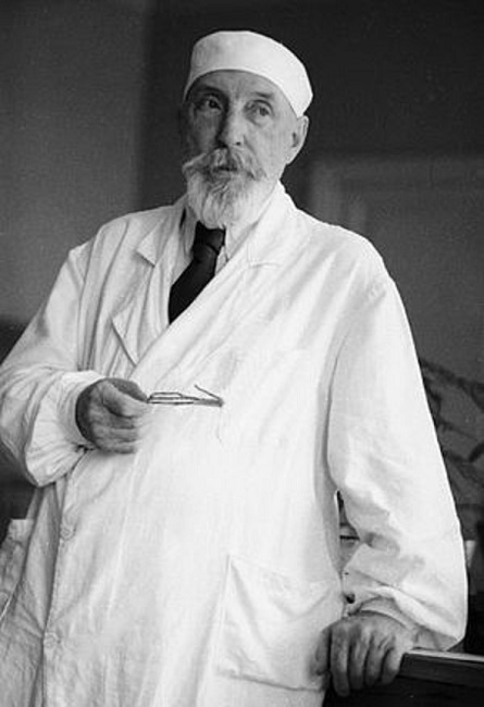 surgeon Vladimir Filatov