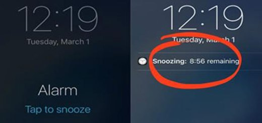 Every wondered why your alarm on iPhone only lets you snooze for 9 minutes? Well here is the answer