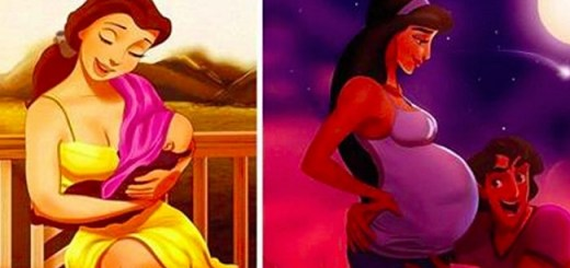 If Disney Princesses were moms, here's what they would look like today