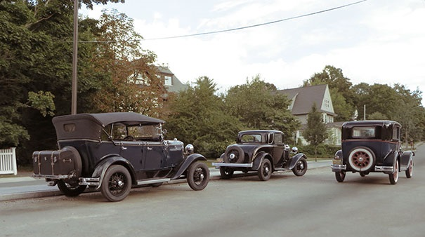 This historic cars pic