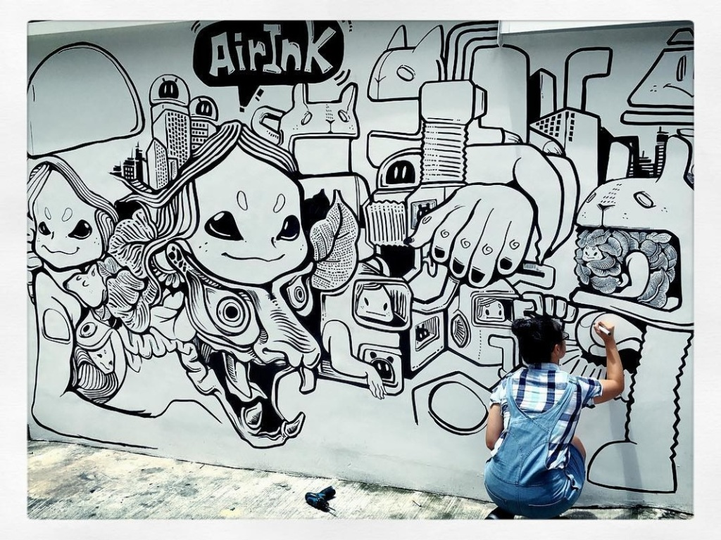 Air Ink – Turning Pollution into Ink