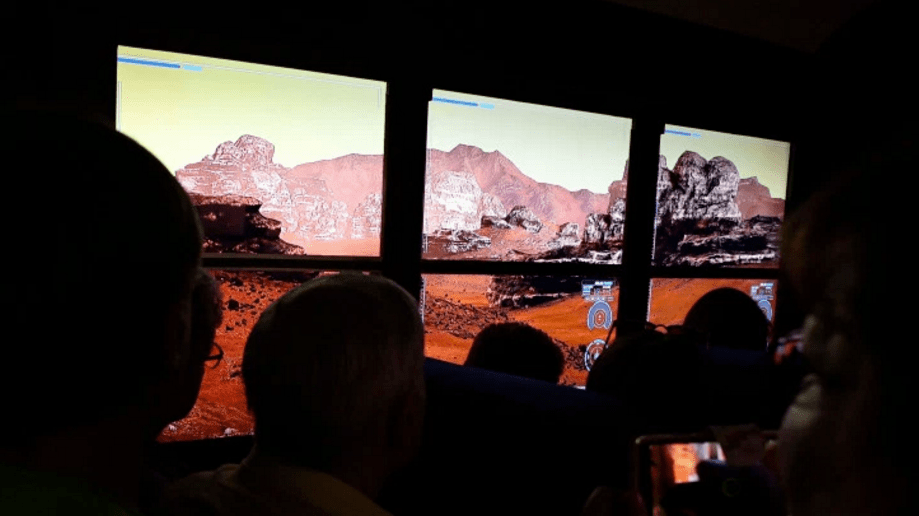 Lockheed Martin Prepares the Next Possible Mars Astronauts with its Virtual Reality Bus