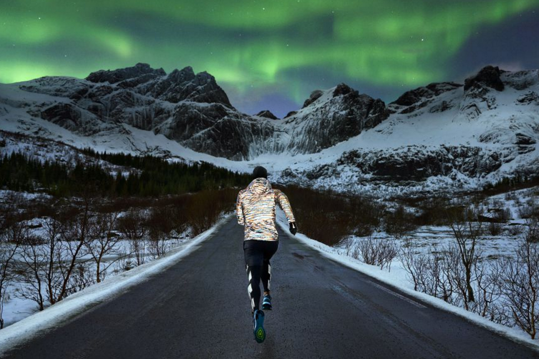 Be Seen and Stay Alive With These Reflective High-Tech Running Jackets