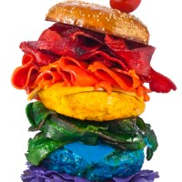 Henry Hargreaves: Food of the Rainbow
