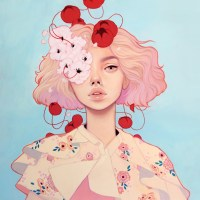 Kelsey Beckett Gorgeous Ladies Illustrations