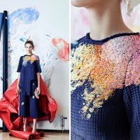 When Art & Fashion Collides