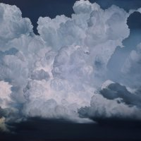 Ian Fisher Paints Clouds to Perfection