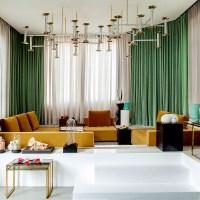 Fashion Designer Yvan Mispelaere Stunning Parisian Loft