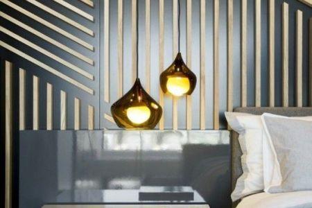 design h%c3%a4ngeleuchte schlafzimmer lampen coole wandgestaltung resized