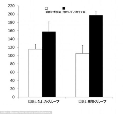 レンナー教授実験グラフ