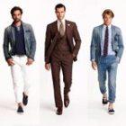 Модная мужская одежда весна-лето 2015