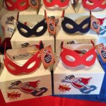 party favor super hero