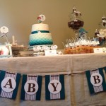 Baby Shower Under the Sea
