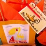 Arabian night kids birthday party cards ideas