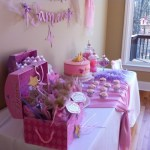 Chick Princess Birthday party