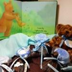 Teddy Bear Boy Baby Shower