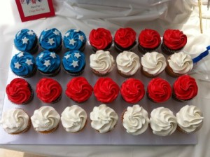 july 4th Party Patriotic Pool Party ideas
