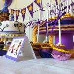 Rapunzel Birthday Party Idea