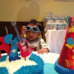Rock Star Birthday Party (166)