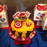 super hero nirthday party