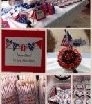 July 4th by Trendy Fun Party