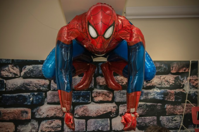 Cool Spiderman themed