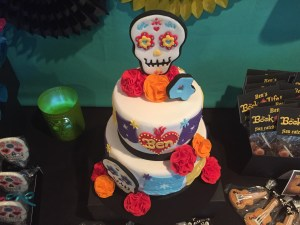 The book of life customized birthday party made by Monica at Trendy Fun Party