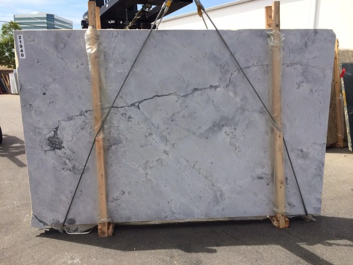 Dolomite Stone Slabs : Casablanca honed dolomite slab trendy surfaces