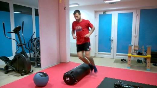 Intervalový trénink – Michal Broš