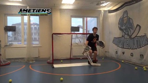 Off-Ice Goalie Mix – Metiens