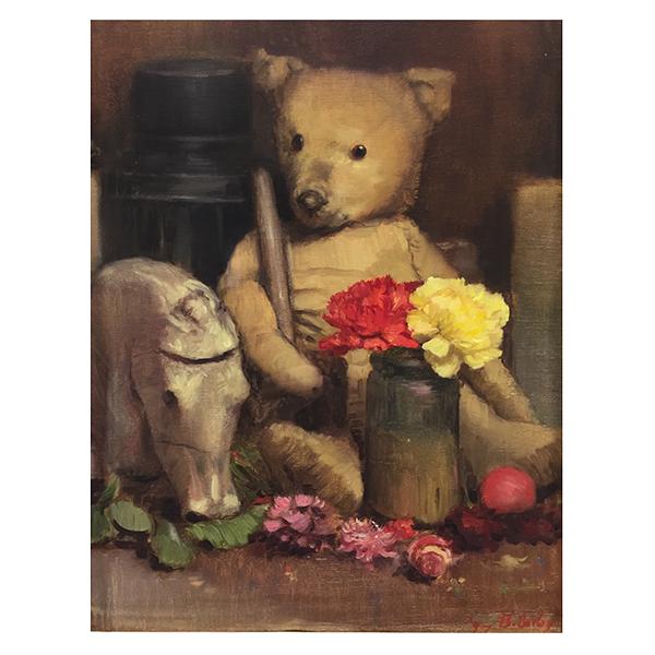Ted-On-Watch-Bohuslav-Barlow-Trent-Art