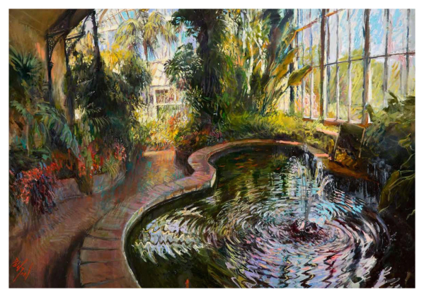 Boris' Fish Pond, Rob Pointon