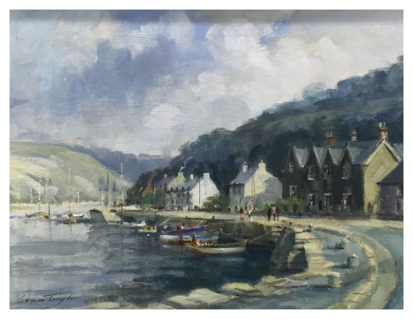 Lower Fishguard Ivan Taylor