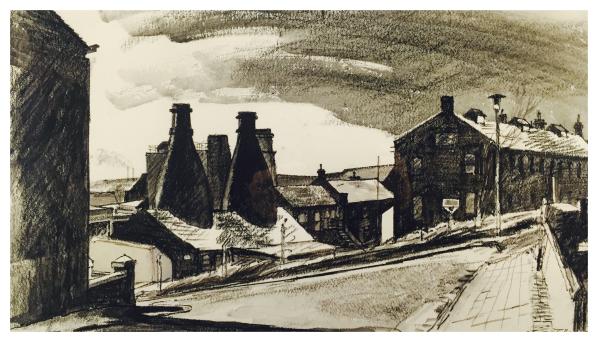 Falcon Pottery, Sturgess Street, Reginald Haggar